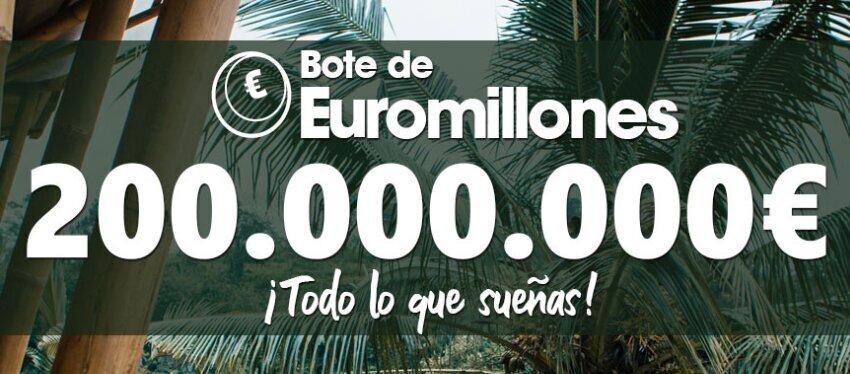 ¡200 Euromillones siguen en juego!